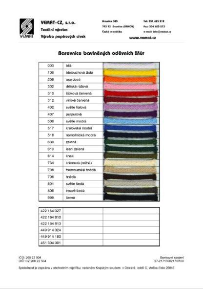 Barevnice-bavlny